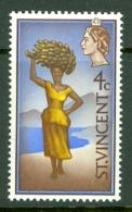 St Vincent: 1965/67   Pictorial    SG234      4c     MNH - St.Vincent (...-1979)