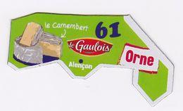 Magnet Le Gaulois - Orne 61 - Magnets