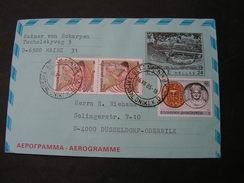 GR Air Letter 1985 - Griechenland