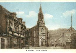 67 Bas Rhin   ROTHAU  église Catholique - Rothau