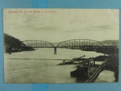 Monessen And Charleroi Bridge At Lock Four - Etats-Unis