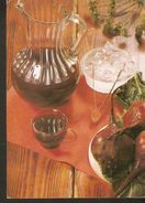 K2. Russia USSR Soviet Postcard Beet Kvass Recipe In Russian At The Back Side Cooking Drink Drinking Food - Recipes (cooking)