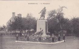 Cpa-50-sordeval-le Monument ( Aux Morts ) 14/18-edi Fremin - Sonstige Gemeinden