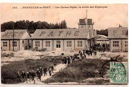Val De Marne : Joinville Le Pont : Usines Pathé : Sortie Des Employés - Joinville Le Pont
