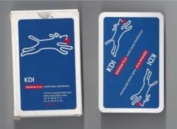 Jeux Des 7 Familles   De L'Euro   Par KDI   Klökner & Co Multi Métal Distribution - Cartes à Jouer