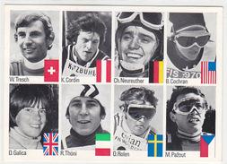 "Sapporo - Die Skistars Der Marke ""Marker"" - 1972         (171130) - Jeux Olympiques"