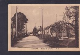 Lusigny (10) Avenue De La Gare (D.D Edition Rollin) - France
