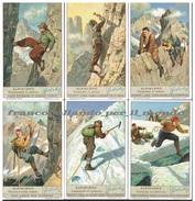 Chromo Liebig Sang. 1347 ITA Alpinismo ANNO 1937 - Liebig