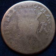 Ireland 1/2 Crown 1690 - James II GUN MONEY - Irlanda