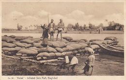 Bagdad - Kelak - Inflated Skin Raft - 1937       (171130) - Iraq