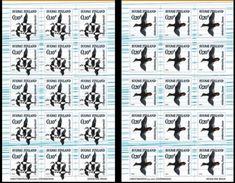 Finland 2017 2 Sheets   MNH Arktika Birds - Birds
