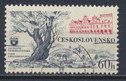 °°° CESKOSLOVENSKO CZECHOSLOVAKIA - Y&T N°1322 - 1964  °°° - Cecoslovacchia