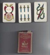 Jeux De Cartes  -  Napoletane N° 97  -  Modiano Trieste  1934 - Unclassified