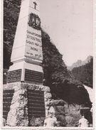 Aosta Champorcher Fotografica Monumento Ai Caduti Fg - Non Classificati