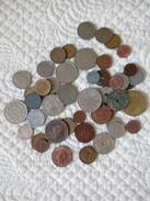 LOT DE MONNAIES DE 1925 à 1950 - Coins & Banknotes