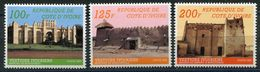 COTE D'IVOIRE N°710A/C** VESTIGES IVOIRIENS - Ivory Coast (1960-...)