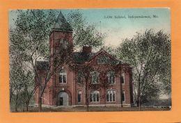 Independence MO 1905 Postcard - Independence