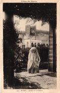 MAROC - RABAT - JARDIN DE LA MEDERSA - Rabat