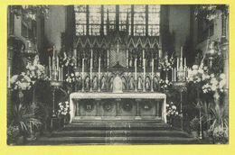 * Gent - Gand (Oost Vlaanderen) * (Nels, J. Ceysens, Nr 50 ) Oude Houtlei Poortakker, Boetkapel, Chapelle, Rare Autel - Gent