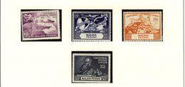 MALAYSIA - PENANG - UPU 1949  #23 - 26  MNH - Penang