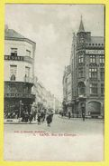 * Gent - Gand (Oost Vlaanderen) * (Edit J. Nahrath, Nr 5) Rue Des Champs, Veldstraat, Maison A. Dreesen Taileur, TOP - Gent