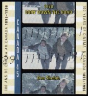 Canada - Scott #1615e Motion Pictures; Goin Down The Road, Don Sheebib / Used Stamp - Cinema