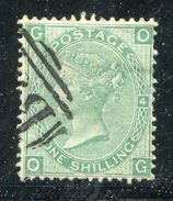 Grossbritanien / 1867 / Mi. 33 O (00397) - 1840-1901 (Viktoria)