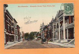 Trois Rivieres Quebec Canada 1919 Postcard - Trois-Rivières