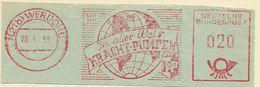 Germany Nice Cut Meter Krachtpumpen Aller Welt, Werdohl 28/4/1959 - Fabrieken En Industrieën