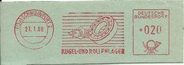 Germany Nice Cut Meter Kugel Lager, Swchweinfurt 27/1/1960 - Fabrieken En Industrieën