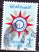 Irak - Wappen Der Republik (MiNr: 272) 1959 - Gest Used Obl - Iraq