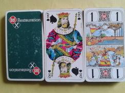 Jeu De Tarot. BEL Restauration - Playing Cards (classic)