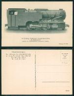 TRAIN [OF #15460] - HANOMAG - B  ZWILLING NABDAMPF  TENDERLOKOMOTIVE FUR HUTTENBETRIEB - Trains