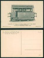 TRAIN [OF #15490] - HANOMAG - LOCOMOTIVE A VOIE ETROITE TRAMWAY POUR LE CH. UETERSEN GERMANY - Trains