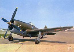 Republic P-47D 'Thunderbolt'  -  1941  -  Carte Postale - 1939-1945: 2ème Guerre