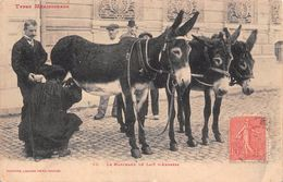 (31) Le Marchand De Lait D'Anesses - âne - Francia
