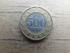 Armenie  500 Dram  2003  Km 97 - Armenia