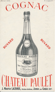 BUVARD - COGNAC Château Paulet, Jarnac - Liquor & Beer