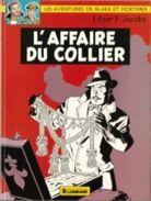 Blake Et Mortimer 9 L'affaire Du Collier JACOBS édition Ancienne - Blake Et Mortimer