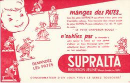 BUVARD - Pâtes SUPRALTA - Piles