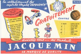 BUVARD - Moutarde JACQUEMIN - Moutardes
