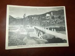 B672  Domegge Di Cadore Presenza Pieghiuna Angolo ED ABRASIONE-SCREPOLATURA AL RETRO - Other Cities