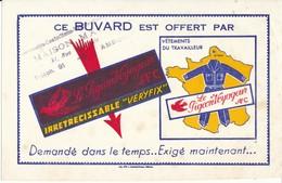 BUVARD - Vètements De Travail - Le Pigeon Voyageur - Textile & Vestimentaire