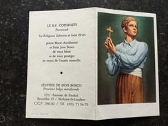 17XZ - œuvre De Don Bosco - Calendars