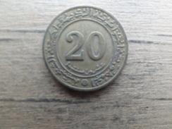 Algerie  20  Centimes  1972  Km 103 - Algeria