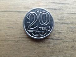 Kazakhstan  20  Tenge  2014  Km !!!! - Kazakhstan