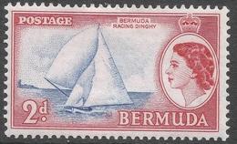 Bermuda. 1953-62 QEII. 2d MH. SG 138 - Bermuda