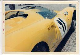 AUTO CAR VOITURE FERRARI -  FOTO ORIGINALE 1966 - Cars