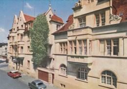 AL41 Hotel Minerva, Freiburg Breisgau - Freiburg I. Br.