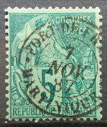 Martinique No. 49 Colonies Generales 7 NOV. 1887 PORT DE FRANCE - Martinique (1886-1947)